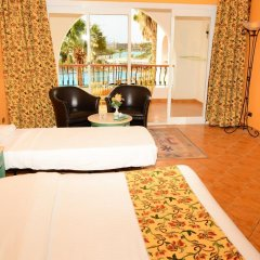 Отель Arabia Azur Resort 4* Стандартный номер с различными типами кроватей фото 4