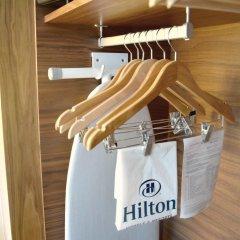 Отель Hilton Barcelona 4* Представительский люкс с различными типами кроватей