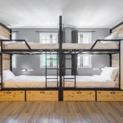 Отель X9hostel Кровать в общем номере фото 5