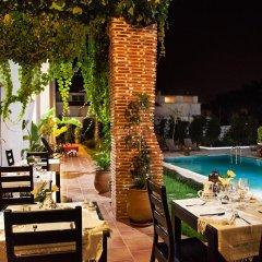 Отель Dar Tanja Марокко, Танжер - отзывы, цены и фото номеров - забронировать отель Dar Tanja онлайн питание фото 3