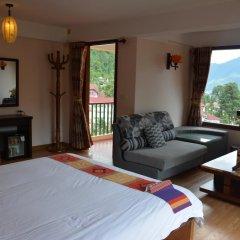 Sapa Elite Hotel 3* Стандартный номер с различными типами кроватей фото 8