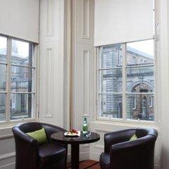 Best Western Glasgow City Hotel 3* Представительский номер с 2 отдельными кроватями фото 3