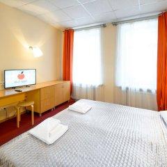 Отель Red Apple Санкт-Петербург комната для гостей фото 2