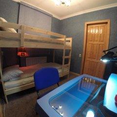 Гостиница Майкоп Сити Кровать в общем номере с двухъярусной кроватью фото 30