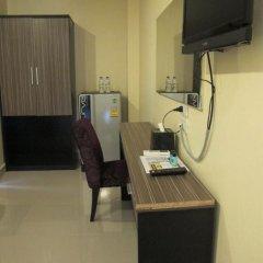 Airy Suvarnabhumi Hotel 3* Стандартный номер с различными типами кроватей фото 13