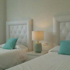 Отель Coral Beach Aparthotel 4* Улучшенные апартаменты с 2 отдельными кроватями фото 14