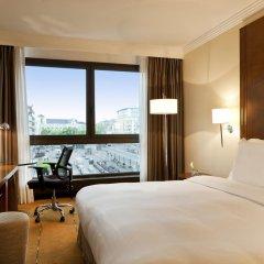 Отель Warwick Geneva 4* Стандартный номер с различными типами кроватей фото 5
