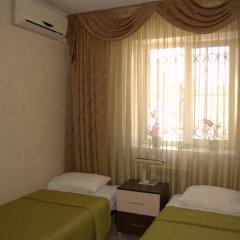 Мини-Отель Микс Стандартный номер двуспальная кровать фото 2