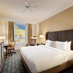 Отель Fairmont Banff Springs 4* Стандартный номер с различными типами кроватей фото 4