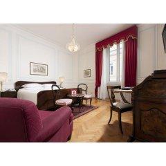 Hotel Quirinale 4* Компактный номер с двуспальной кроватью фото 3