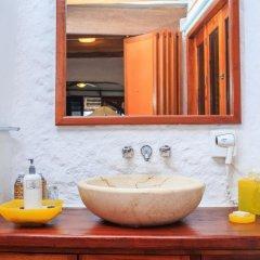 Отель Las Nubes de Holbox 3* Люкс с различными типами кроватей