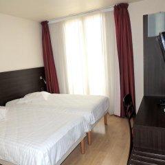 Отель Escale Oceania Marseille Vieux Port 3* Номер Комфорт с 2 отдельными кроватями фото 2