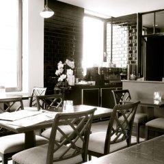 Отель Les Nuits Антверпен гостиничный бар