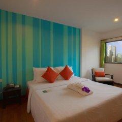 Woraburi Sukhumvit Hotel & Resort комната для гостей фото 3