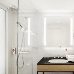 Отель IntercityHotel Braunschweig 4* Стандартный номер с различными типами кроватей фото 8