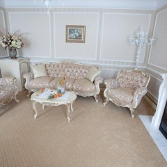 Мини-Отель Villa de Ville 4* Люкс разные типы кроватей фото 10