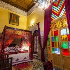 Отель Riad Ibn Khaldoun Марокко, Фес - отзывы, цены и фото номеров - забронировать отель Riad Ibn Khaldoun онлайн интерьер отеля фото 2