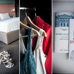 Hotel Glam Milano 4* Стандартный номер с различными типами кроватей фото 19