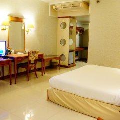 Отель Pattaya Park Beach Resort 4* Полулюкс фото 3