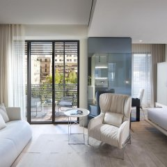 Отель Mandarin Oriental Barcelona 5* Стандартный номер с двуспальной кроватью