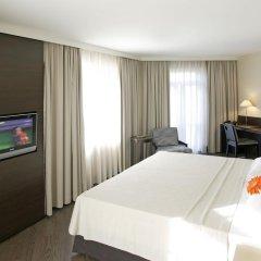 Отель NH Düsseldorf Königsallee 4* Стандартный номер с различными типами кроватей фото 5