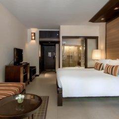 Отель Siam Bayshore Resort Pattaya 5* Номер Делюкс с различными типами кроватей