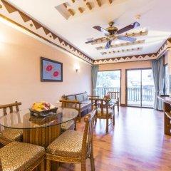 Отель Chaba Cabana Beach Resort 4* Полулюкс с различными типами кроватей