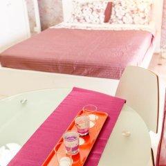 Мини-Отель Amosov's House Стандартный номер с двуспальной кроватью фото 25