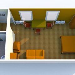Апартаменты ABT Apartments удобства в номере фото 2