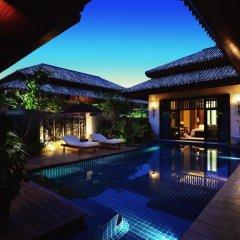 Отель Anantara Sanya Resort & Spa 5* Вилла с различными типами кроватей фото 4