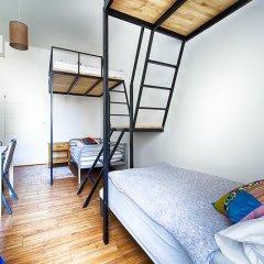 Old Town Kanonia Hostel & Apartments Стандартный номер с различными типами кроватей (общая ванная комната) фото 4