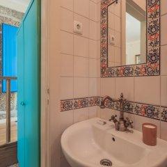 Отель Casa da Pedra 2* Стандартный номер разные типы кроватей фото 17