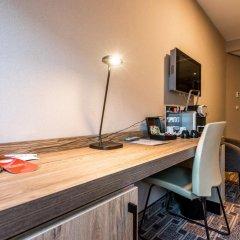 Отель Best Western Plus Blue Square Нидерланды, Амстердам - 4 отзыва об отеле, цены и фото номеров - забронировать отель Best Western Plus Blue Square онлайн удобства в номере фото 2
