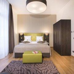 Отель Collegium Leoninum 4* Улучшенный номер с различными типами кроватей фото 3