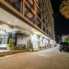 Отель Amata Patong парковка