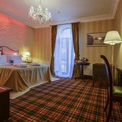 Бутик-отель Джоконда 4* Стандартный номер двуспальная кровать фото 6