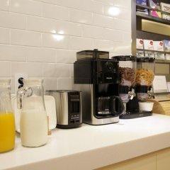Отель CASA Myeongdong Guesthouse Южная Корея, Сеул - отзывы, цены и фото номеров - забронировать отель CASA Myeongdong Guesthouse онлайн питание фото 3