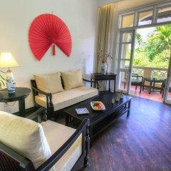Отель Hoi An Trails Resort 4* Люкс с различными типами кроватей