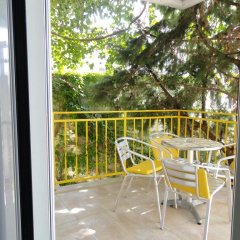Апартаменты Sun Rose Apartments Студия с различными типами кроватей фото 4
