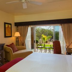 Отель Sheraton Grand Los Cabos Hacienda Del Mar 4* Люкс повышенной комфортности с различными типами кроватей фото 2