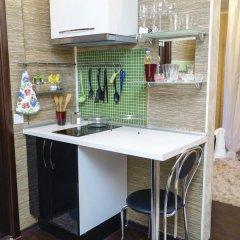 Апартаменты Акрополь на Суворова 8 Апартаменты разные типы кроватей фото 5