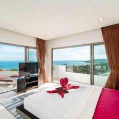 Отель Villa Sea View Таиланд, Самуи - отзывы, цены и фото номеров - забронировать отель Villa Sea View онлайн комната для гостей фото 2
