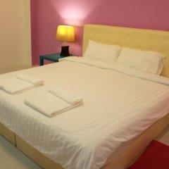 Don Mueang Airport Modern Bangkok Hotel 3* Стандартный номер с различными типами кроватей фото 11