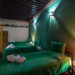 Отель Casa Aya Medina Марокко, Фес - отзывы, цены и фото номеров - забронировать отель Casa Aya Medina онлайн комната для гостей фото 3