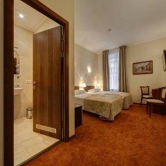 Гостиница Акапелла Номер Комфорт 2 отдельные кровати