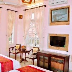 Отель Thanh Luan Hoi An Homestay Стандартный номер с различными типами кроватей фото 5