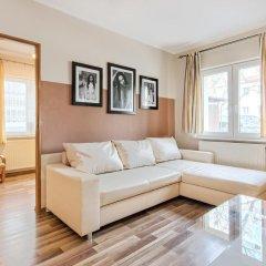 Отель Sopockie Apartamenty - Aventura Польша, Сопот - отзывы, цены и фото номеров - забронировать отель Sopockie Apartamenty - Aventura онлайн комната для гостей фото 5