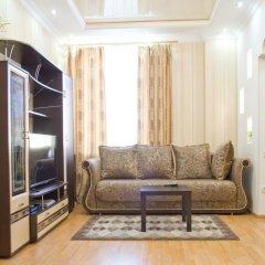 Апартаменты Murmansk City Center VIP Apartments Мурманск комната для гостей фото 2