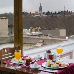 Hotel Evsen балкон