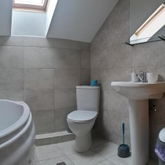 Отель Вилла Речка Волосянка ванная